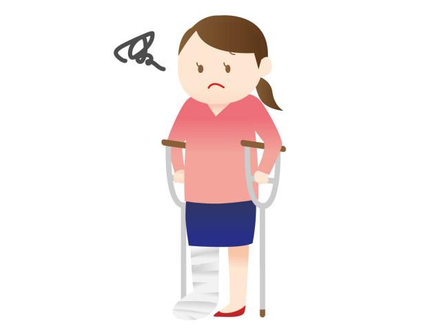 足の骨折のリハビリ!歩くまでどれ位かかる?具体例も!