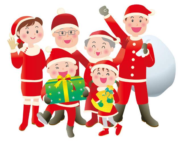 クリスマスに何する?家族で楽しめる9つのプランまとめ!