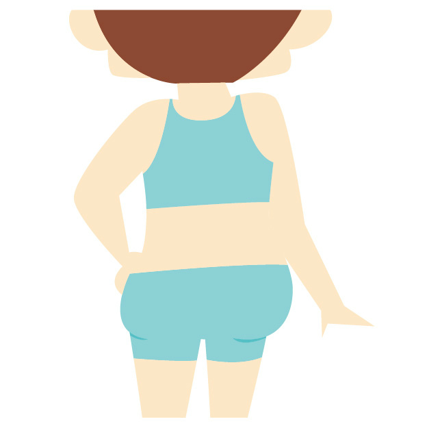 背中がかゆい!内臓が原因の5つの事例&対策法!